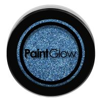 Bild på PaintGlow Nagelglitter - Blå