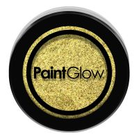Bild på PaintGlow Nagelglitter - Guld