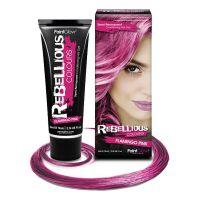 Bild på PaintGlow Semi-Permanent Hårfärg - Flamingo Pink