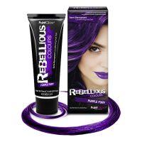 Bild på PaintGlow Semi-Permanent Hårfärg - Purple Fury