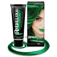 Bild på PaintGlow Semi-Permanent Hårfärg Voodoo Green