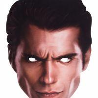 Bild på Pappmask  Superman