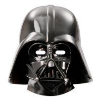 Bild på Pappmasker Darth Vader - 6-pack