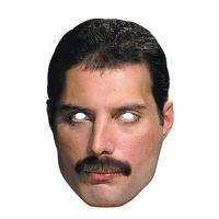 Bild på Pappmasker Freddie Mercury Queen