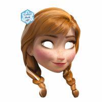 Bild på Pappmasker Frozen Anna