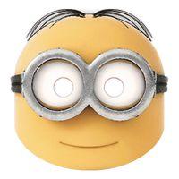 Bild på Pappmasker Minions - 6-pack