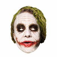Bild på Pappmasker The Joker The Dark Knight