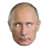 Bild på Pappmasker Vladmir Putin (ny)