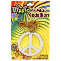 Bild på Peace Halsband Silver