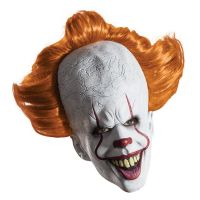 Bild på Pennywise IT Deluxe Mask - One size
