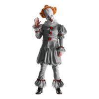 Bild på Pennywise IT Deluxe Maskeraddräkt - X-Large