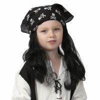 Bild på Peruk Barn Pirat