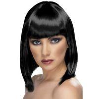 Bild på Peruk glam svart