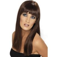 Bild på Peruk Glamourama brun