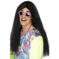 Bild på Peruk hippie