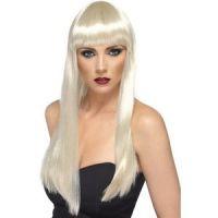 Bild på Peruk lång blond