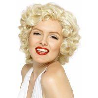 Bild på Peruk Marilyn Monroe