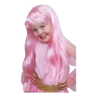 Bild på Pinky Barn Peruk - One size