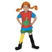 Bild på Pippi, Maskeraddräkt Barn - 2-4 år