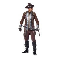 Bild på Pirat Deluxe Maskeraddräkt - Small