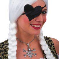 Bild på Pirat Halsband Silver