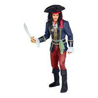 Bild på Pirat Kapten Maskeraddräkt - Small