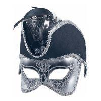 Bild på Pirat Karnival Mask - One size
