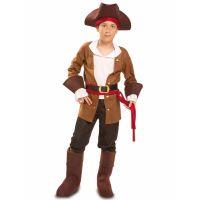 Bild på Pirat Maskeraddräkt Barn (3-4 år)