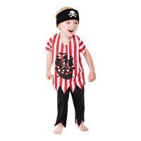 Bild på Pirat Toddler Maskeraddräkt - Small