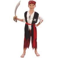 Bild på Piratbarn maskeraddräkt