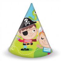 Bild på Pirates Treasure Hunt, Kalashattar 6 st