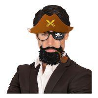 Bild på Piratglasögon med Skägg - One size