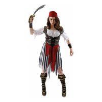 Bild på Piratkvinna Maskeraddräkt - Small