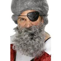 Bild på Piratskägg grå