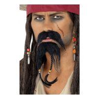 Bild på Piratskägg med Mustasch