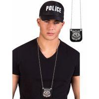 Bild på Polisbricka Halsband