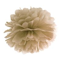 Bild på Pompom Guld - 25 cm