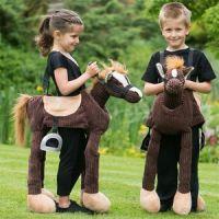 Bild på Ponnyryttare barn maskeraddräkt - Ålder 3-7 år