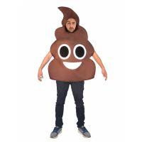 Bild på Poop Smiley Maskeraddräkt
