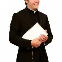 Bild på Prästkrage med skjortbröst