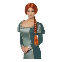 Bild på Prinsessan Fiona Peruk - One size
