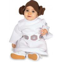 Bild på Prinsessan Leia, Maskeraddräkt Baby - Toddler 80-92