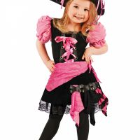 Bild på Punk pirat  barndräkt