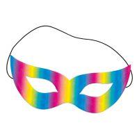 Bild på Reflektiv Regnbågsfärgad Ögonmask - One size