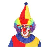 Bild på Röda Gigantiska Clownglasögon