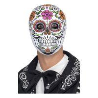 Bild på Señor Bones Ansiktsmask - One size