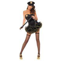 Bild på Sexig Polisklänning Maskerad