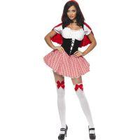 Bild på Sexig Rödluvan-kostym