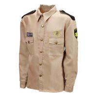 Bild på Sheriffskjorta Beige - Medium/Large