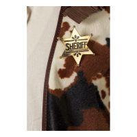 Bild på Sheriffstjärna Guld